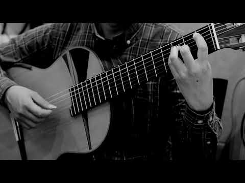 Classical Guitar Piece; The Godfather theme 영화 대부 테마