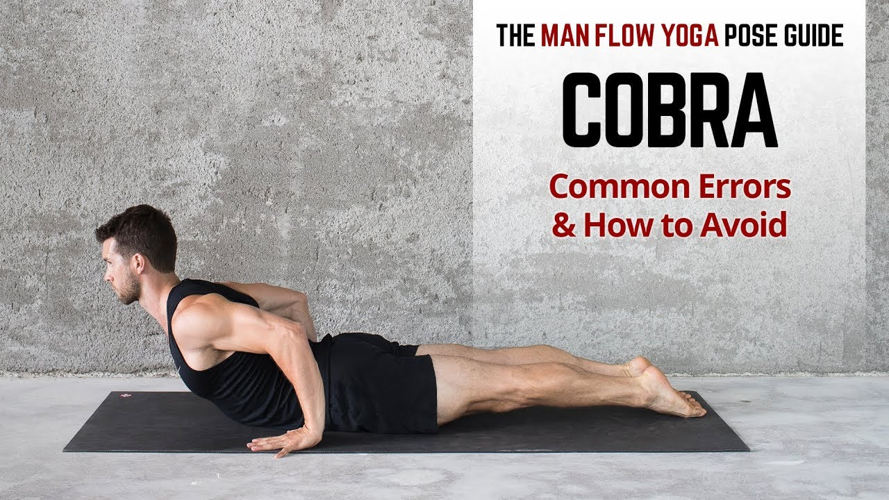 Cobra Pose Hand Placement