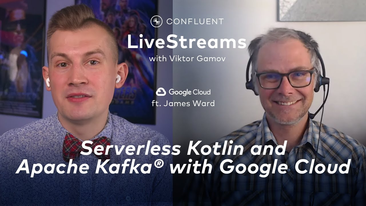 Serverless Kotlin and Apache Kafka® with Google Cloud