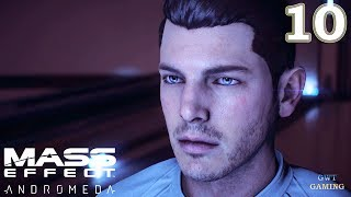 Mass Effect Andromeda - Uncovering the Past - Asari Ark - Gameplay Walkthrough Part 10 No Commentary
