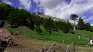 видео Долина реки Терскол