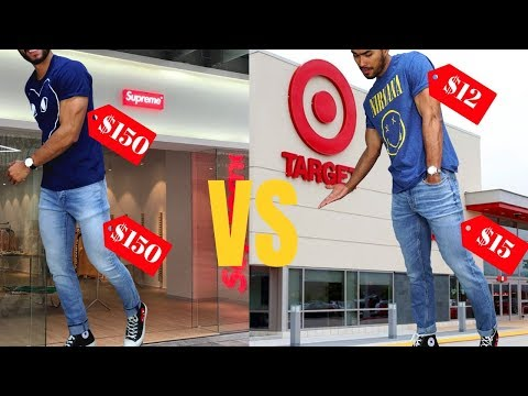 Target Clothes Are BETTER Than Expensive Hypebest Brands