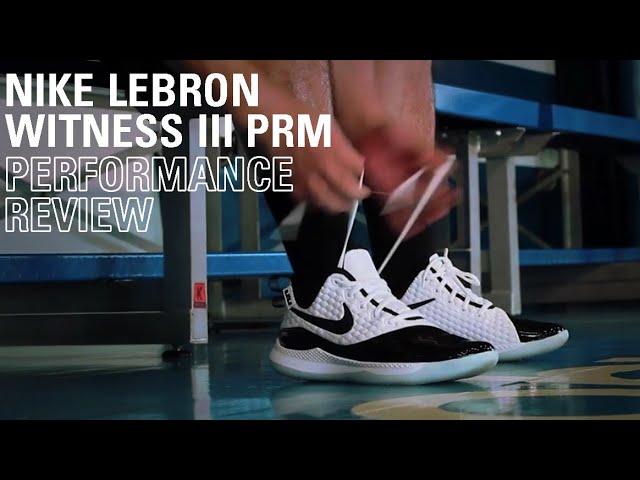Nike LeBron Witness III PRM