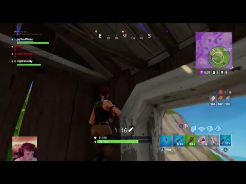Fornite 80+ Wins, 5 hour stream, 30+ kill games