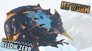 Ice Worm - Subnautica: Below Zero #5