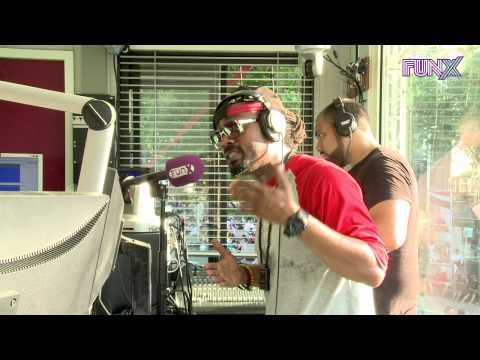 FunX interview with Machel Montano