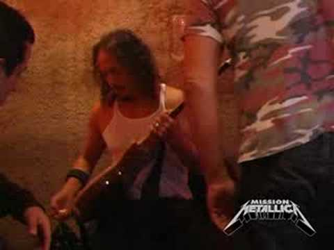Mission Metallica: Fly on the Wall Clip (July 10, 2008) Thumbnail image