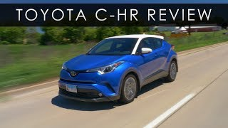 The new C-HR was designed to appeal to those with stylistic ambitio...