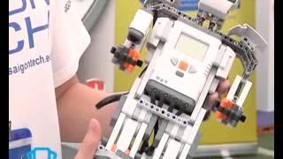 Lập trình robot bằng ngôn ngữ Pascal