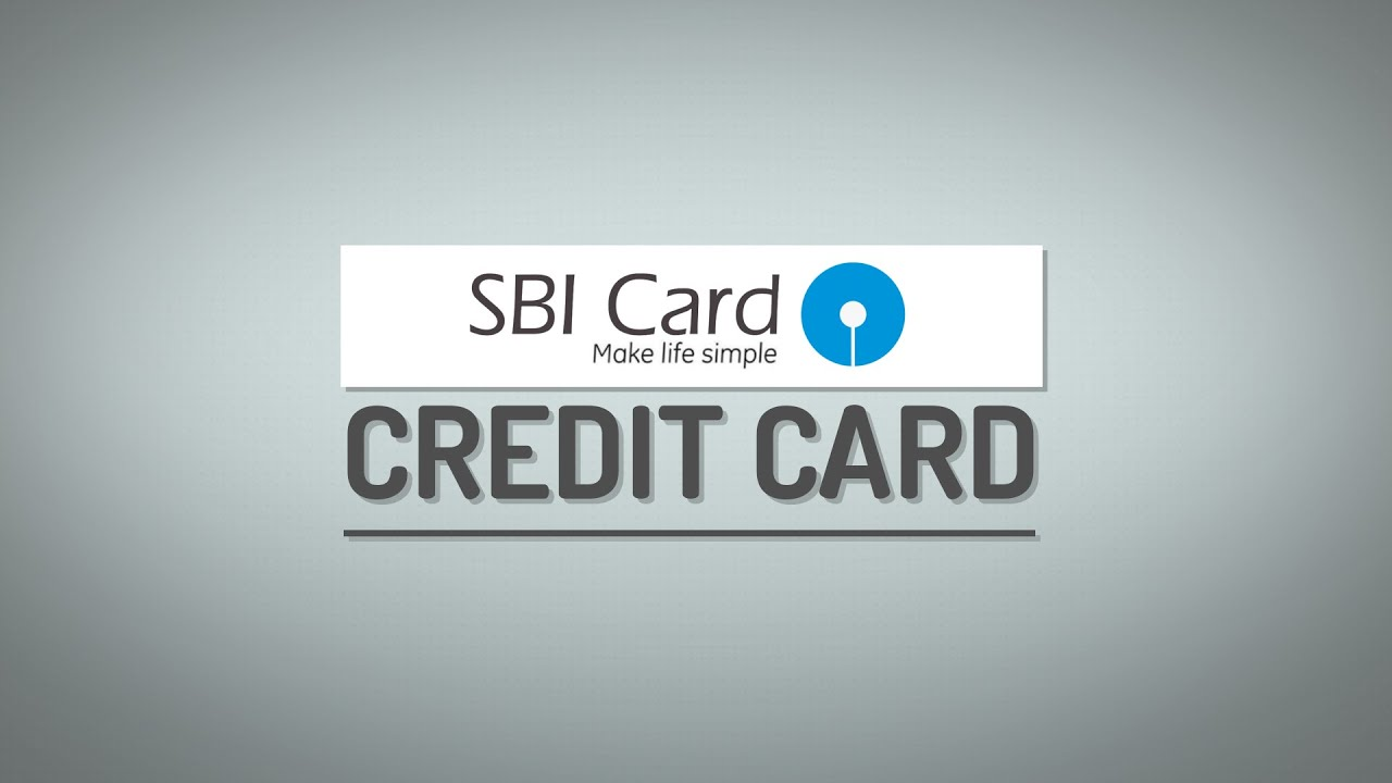 sbi credit card bill payment online from other bank