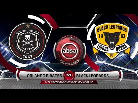 Absa Premiership 2018/19 | Orlando Pirates vs Black Leopards