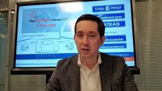 Vitaly Andreev I Riga Aviation Forum 2020 |10.09.2020