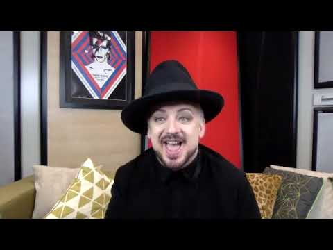 """Boy George & Culture Club Q&A - """"LIFE"""" release day - 26.10.18 (part two) Mp3"""