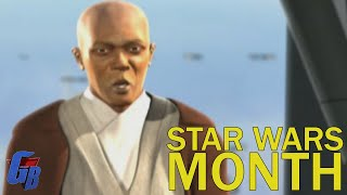 Jedi Starfighter (PS2) - Star Wars Month [GigaBoots]