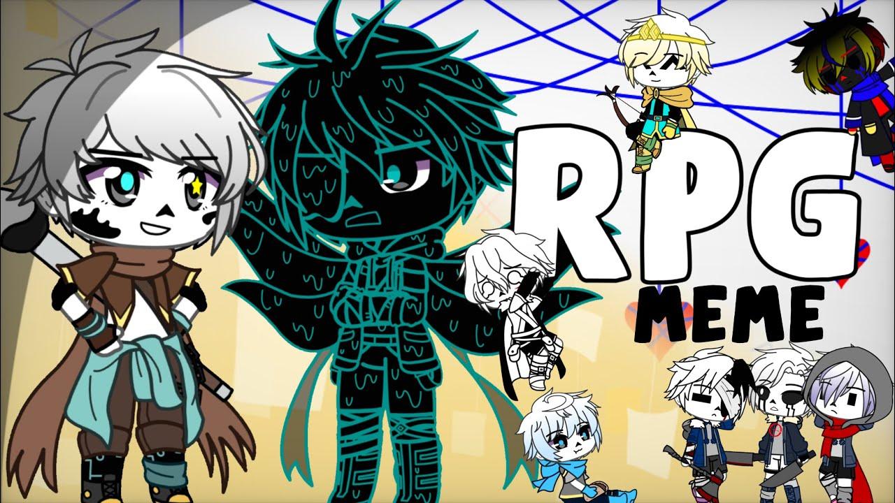 Download RPG Meme   Ft. Star Sanses and Bad Sanses   Gacha Club