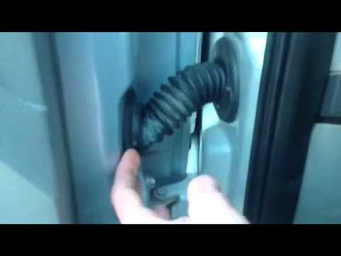 How to fix power window door chime power locks and many other electrical problems on 0411 Ford