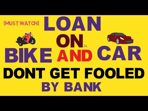 BANKS FOOL WHILE BORROWING A LOAN| Flat Interest Rate and Reducing Balance Interest Rates?