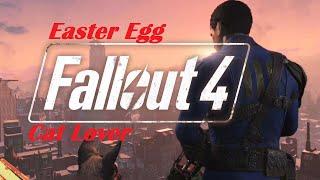 Fallout 4 Cat Lover Easter Egg