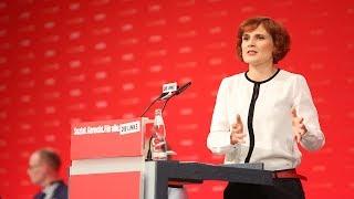 Hannoverscher Parteitag: Rede der Parteivorsitzenden Katja Kipping