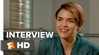 Resident Evil: The Final Chapter Interview - Ruby Rose' (2017) - Action Movie