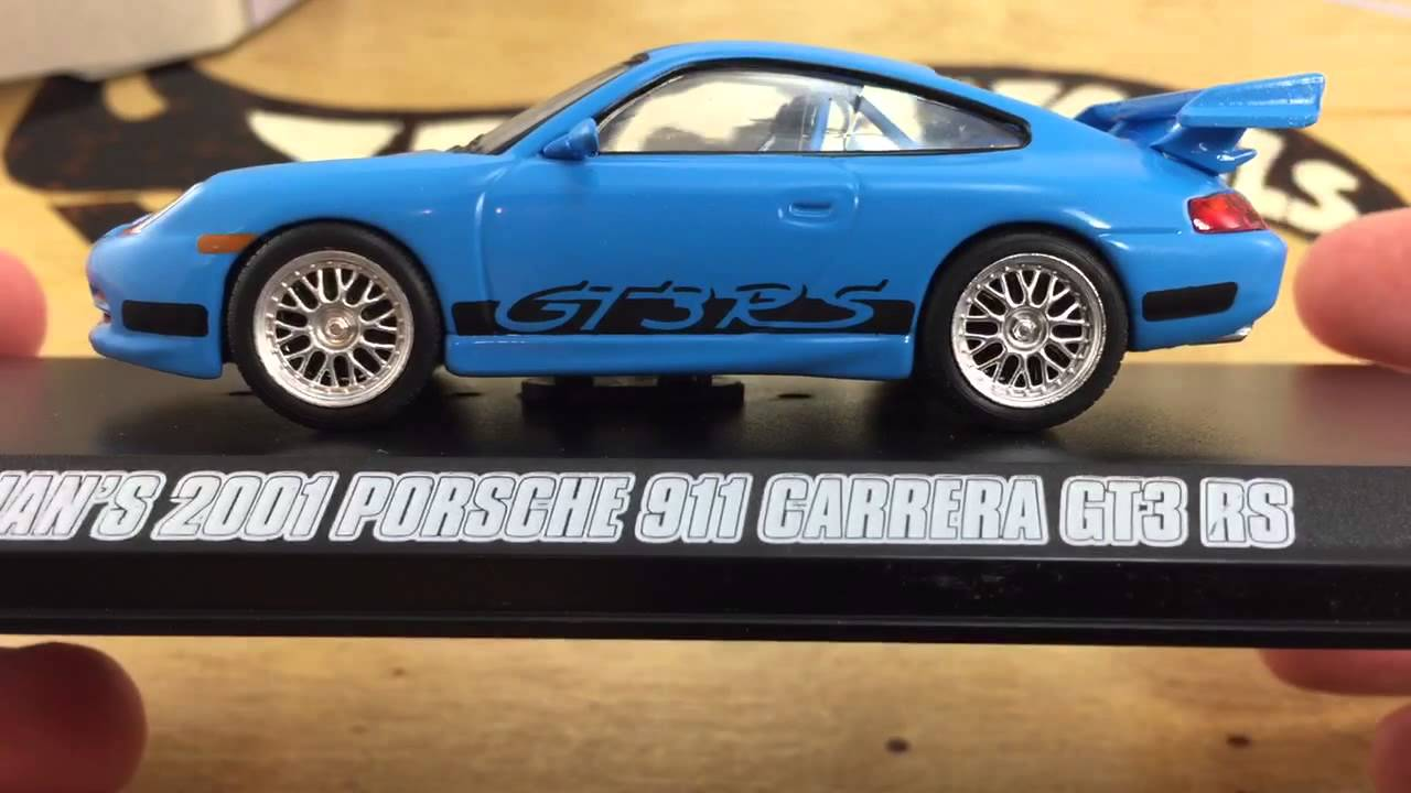 Greenlight Fast and Furious Porsche 911 Carrera GT3 RS 1:43 Review
