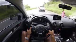 Amarok V6 deu pau no meu Audi!? (Na Estrada!)