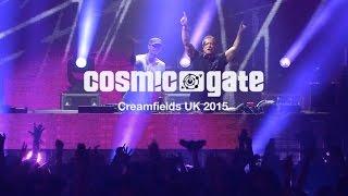 Cosmic Gate at Creamfields UK 2015