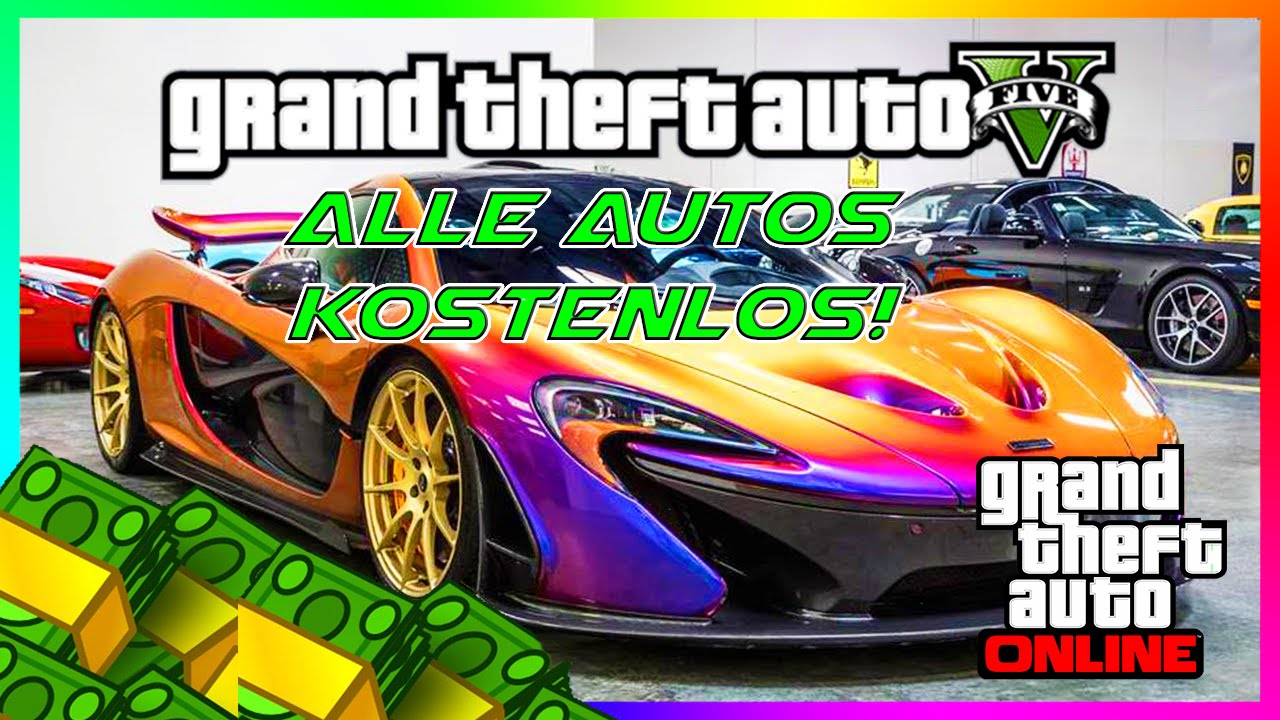 Alle Autos In Gta 5