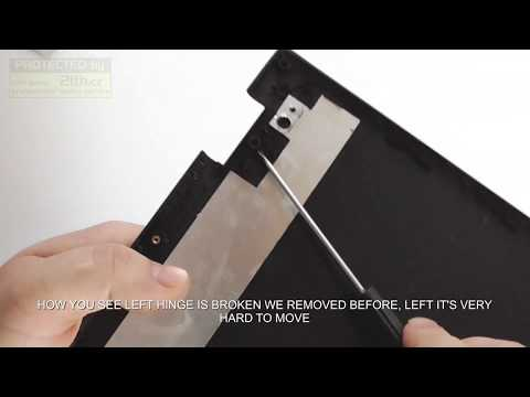 How to repair Hinges on Lenovo Yoga 500-14