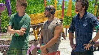 Survivor: Cagayan - Reward Challenge:  Supertramp