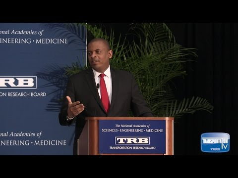 Sec. Foxx Reflects On the Past and Shares His Hopes in Final Speech