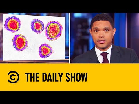 The Coronavirus Is Now A Global Crisis | The Daily Show With Trevor Noah