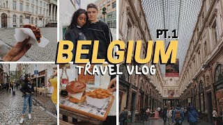 BEST things to do in BELGIUM | TRAVEL VLOG (2019) - PT 1