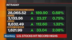 Bloomberg Market Wrap 11/25: Bitcoin, Consumer Sentiment, Small Caps