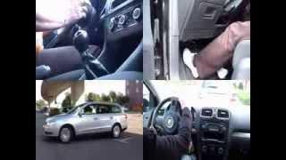 Die praktische Führerscheinprüfung Klasse B - online fahren lernen