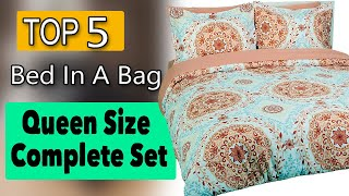 Best Bed In a Bag Queen Size Complete Set