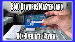 BMO Rewards MasterCard | Non-Affiliated | Unboxing & Review | Canadian Personal Finance