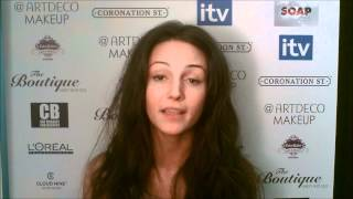 Fake Bake Save Your Skin with Michelle Keegan.wmv Thumbnail