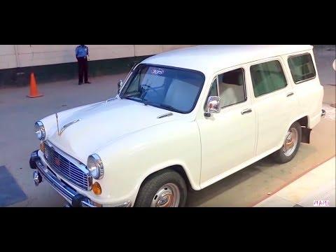 WOW Rare Video - Hindustan Motors Ambassador Station Wagon- Every Indian must watch