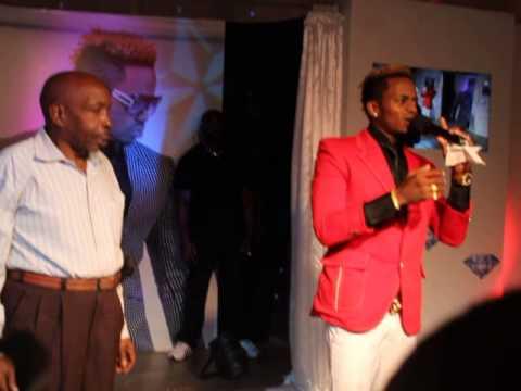 Uzinduzi wa video ya wimbo mpya ya Diamond Platinum