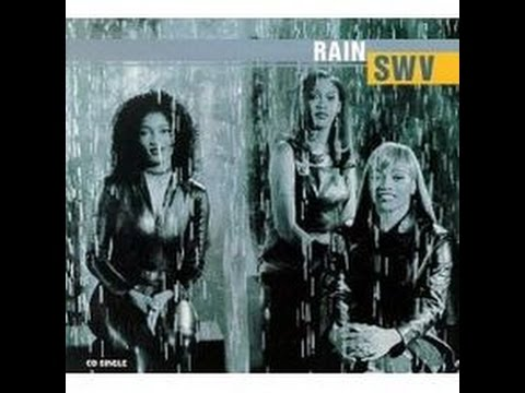 How To Play Rain by SWV on Piano