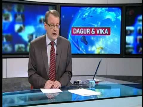 Issue of the Faroese Horses, Kringvarp Føroya TV News