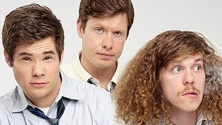 Workaholics Season 1&2 Blu-Ray Unboxing