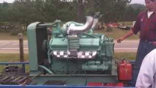 Detroit Diesel 12V53