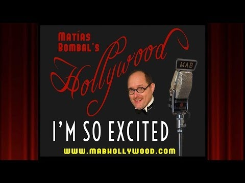 I'm So Excited (Los Amantes Pasajeros) - Review - Matias Bombal's Hollywood