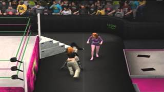 Daphne Blake vs. Miranda Lawson vs. Kim Possible