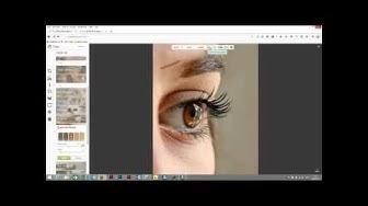Bildbearbeitung und Fotoretusche mit Picmonkey: Tutorial in deutsch