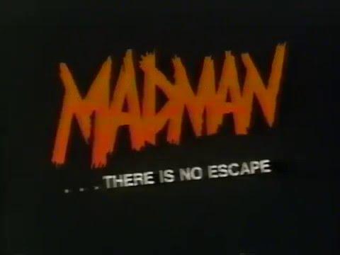 Madman (1982) - Palace Explosive VHS Trailer
