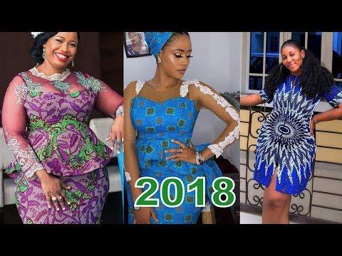 2018 Fashionable #African #Ankara Styles Dresses to Wow This Season