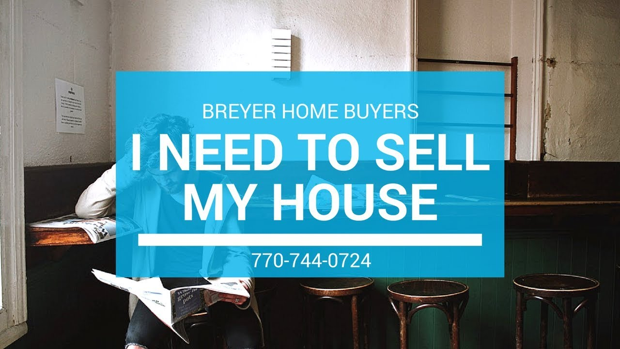 """I NEED To Get Out of This House!"" 